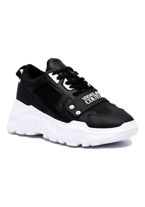 Sneakers chunky nera VERSACE JEANS COUTURE   Scarpe   71YA3SC4 71604899