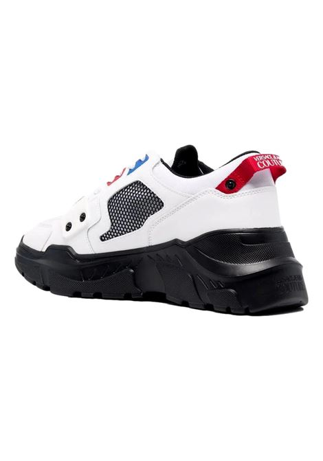 Sneakers chunky tricolor VERSACE JEANS COUTURE | Scarpe | 71YA3SC4 71604OF0
