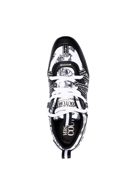 Sneakers chunky VERSACE JEANS COUTURE | Scarpe | 71YA3SC5 ZS053L02