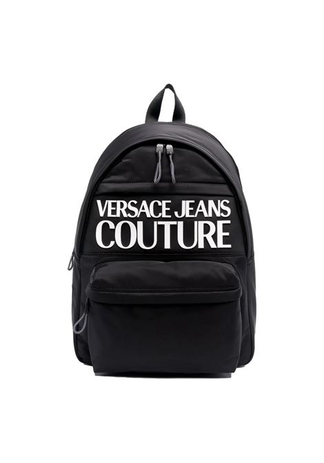 Backpack with print VERSACE JEANS COUTURE      71YA4B90 ZS108899
