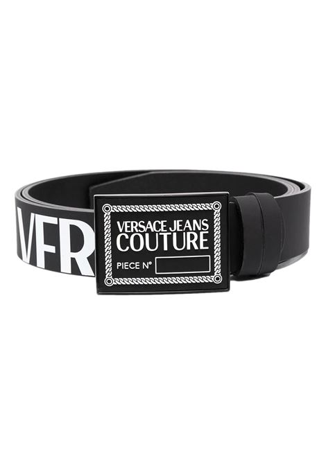 Belt with application and logoed buckle VERSACE JEANS COUTURE |  | 71YA6F21 ZP061899