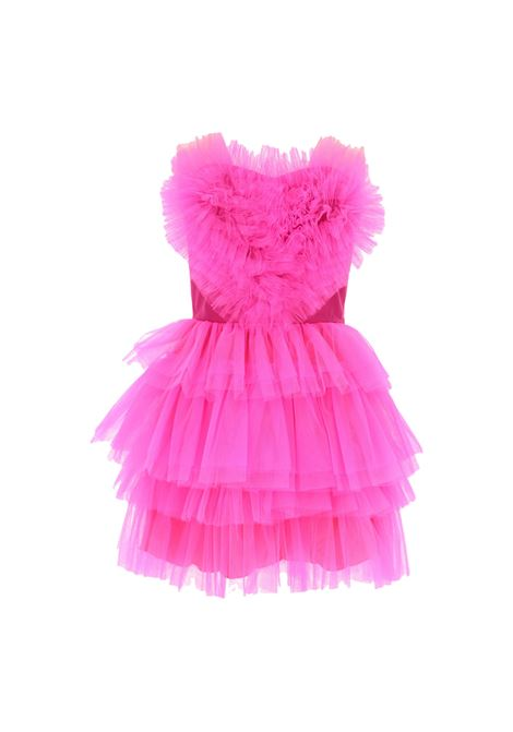 heart dress ninashort dress
