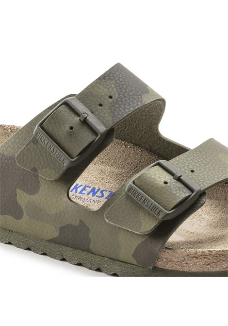 Arizona Soft FootbedBirko-Flor BIRKENSTOCK | Scarpe | 1019655GREEN