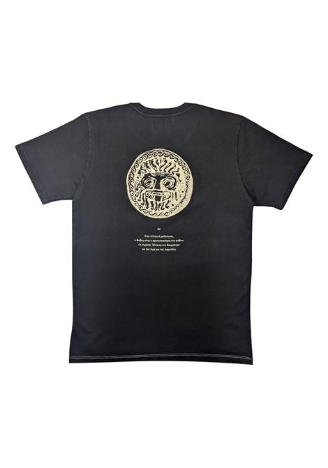 T-shirt with logo on the chest DANILO PAURA |  | 05DP1001M01090ST