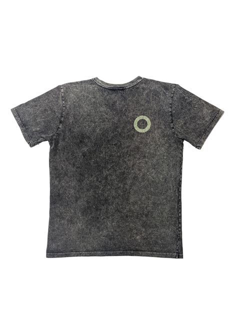 T-shirt with contrasting logo DANILO PAURA |  | 05DP1001M0109ST02M