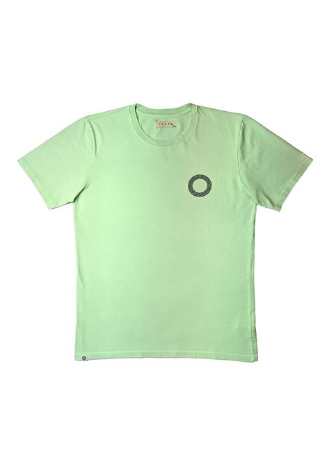 Greek logo T-shirt DANILO PAURA |  | 05DP1001M01706ST04S