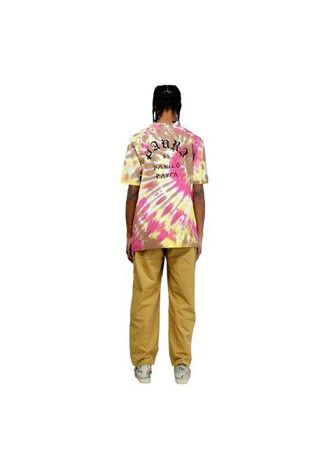 MAREK T-SHIRT | YELLOW/FUCSIA DANILO PAURA | T-shirt | 05DP1003M01500