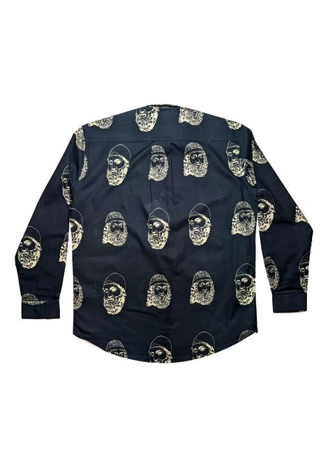 Shirt with Greek mythology pattern DANILO PAURA |  | 05DP6004M12712