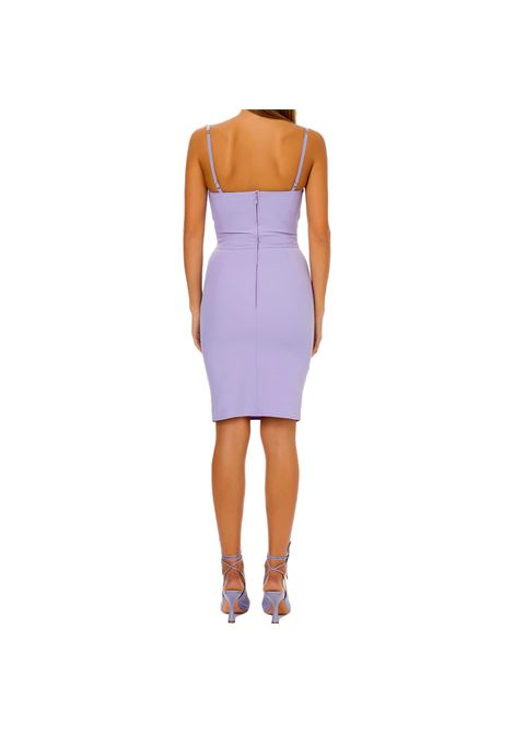 Stretch sheath dress with horsebit ELISABETTA FRANCHI |  | AB07011E2Q38