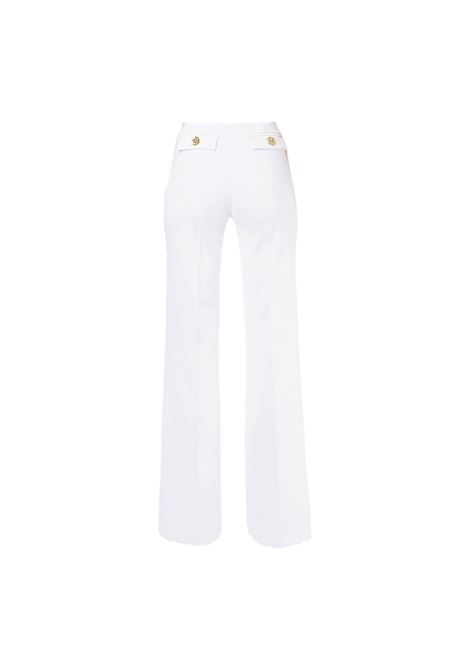 creased hight waisted trousers ELISABETTA FRANCHI |  | PA37911E2360