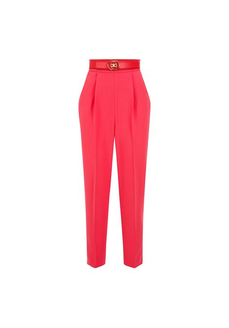 Skinny trousers with belt ELISABETTA FRANCHI |  | PA38211E2620