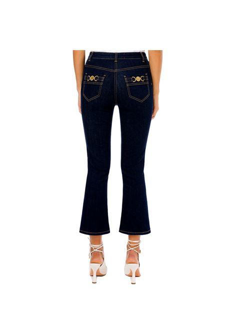 Jeans zampetta Elisabetta Franchi ELISABETTA FRANCHI | Jeans | PJ83S11E2104