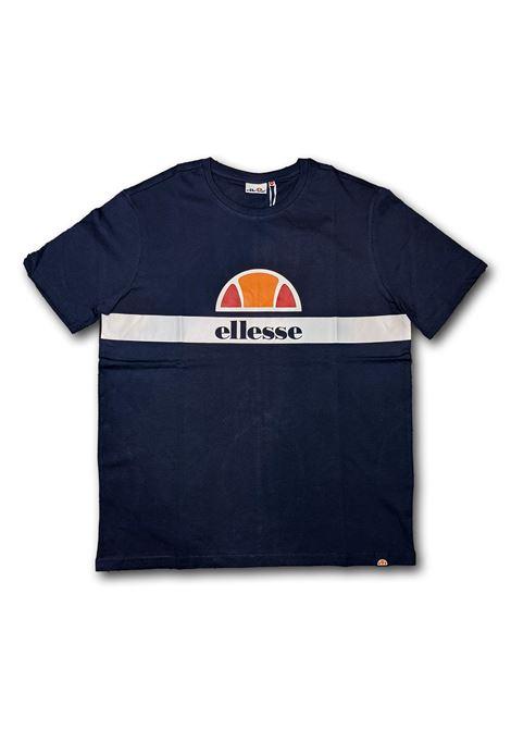 LOGO CENTRAL M ELLESSE | T-shirt | EHM213S21858