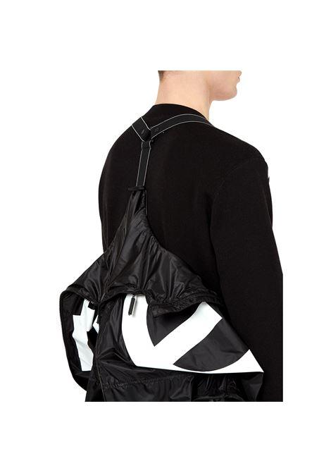 Blouson in nylon con maxi logo R-EAcreate EMPORIO ARMANI | Giubbotti | 3K1BN0 1NLYZ0999
