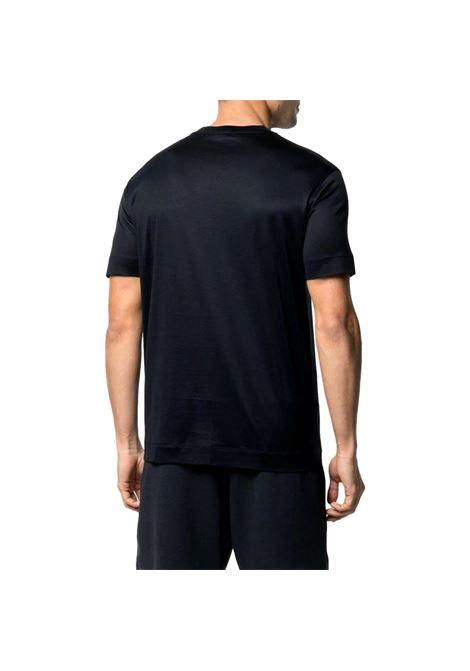 T-SHIRT CON MAXI LOGO EMPORIO ARMANI | T-shirt | 3K1TAF 1JUVZ0999