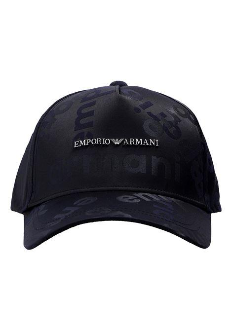 cappello baseball logato tono su tono EMPORIO ARMANI | Cappello | 627565 1P55500020