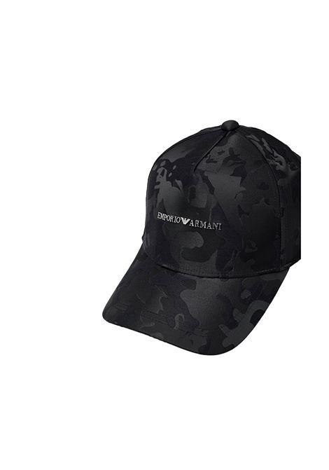 capello armani camouflage tono su tono EMPORIO ARMANI | Cappello | 627565 1P55500120
