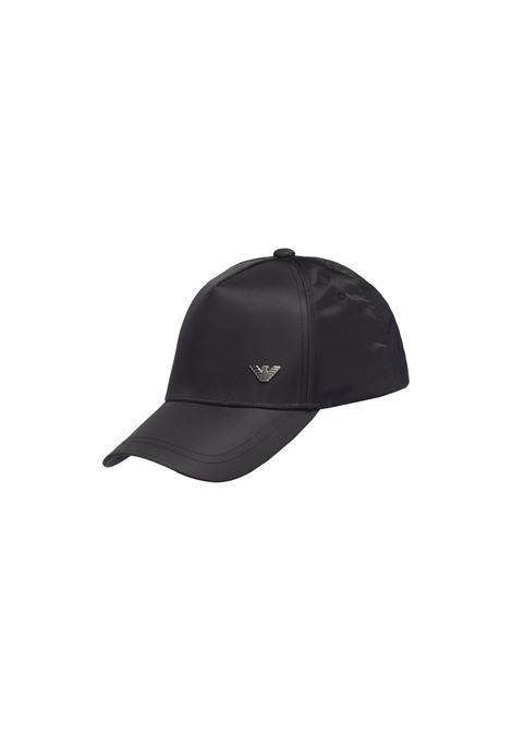 Emporio Armani men's black cap EMPORIO ARMANI |  | 627584 1P57400020