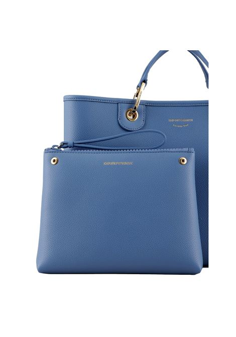 Shopper MyEA Bag stampa cervo EMPORIO ARMANI | Borsa | Y3D165 YFO5B85551