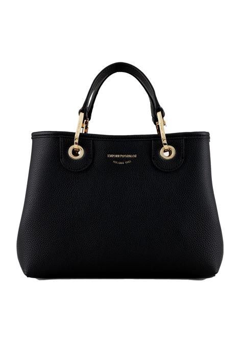 Shopper MyEA Bag piccola stampa cervo EMPORIO ARMANI | Borsa | Y3D166 YFO5B85218