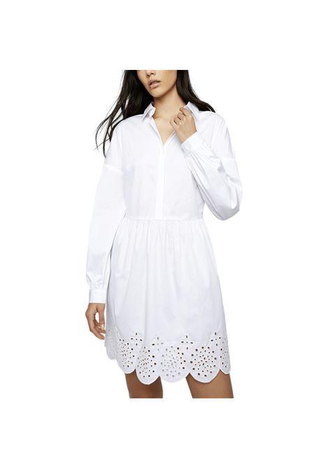 GLAMOROUS CLOTHING DRESS AN 3877 S / S DRESS SHIRT IN COTTON GLAMOROUS |  | AN3877WHITE