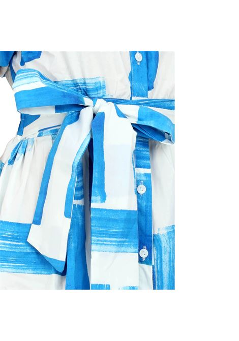 print dress GLAMOROUS |  | GS0315BLUE