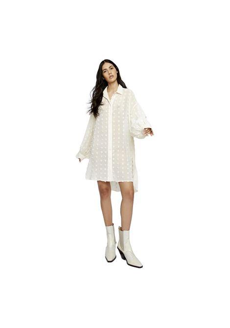 maxi shirt dress GLAMOROUS |  | TM0188ACREAM