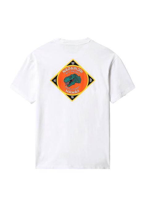 T-shirt a manica corta Alhoa NAPAPIJRI | T-shirt | NP0A4F5MF4L1