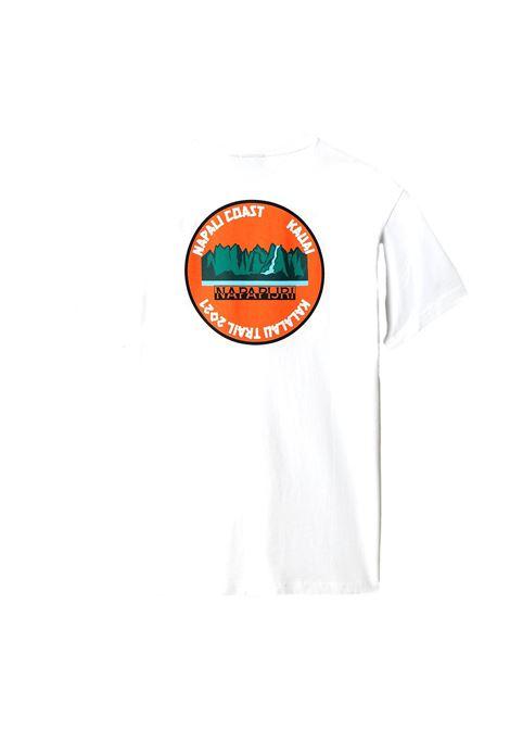 T-shirt a manica corta Alhoa NAPAPIJRI | T-shirt | NP0A4F5MF4M1