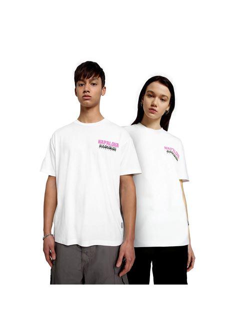 T-shirt a manica corta Alhoa NAPAPIJRI | T-shirt | NP0A4F5MF4N1
