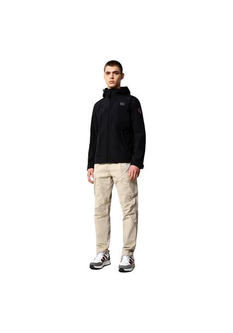 Shelter short jacket NAPAPIJRI |  | NP0A4F7P0411