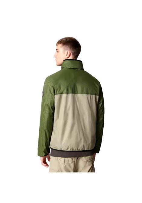 Short jacket Arino NAPAPIJRI |  | NP0A4F7SG2C1
