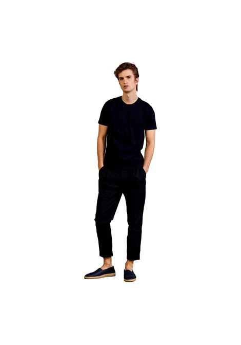 T-SHIRT IN COTONE MERCERIZZATA OUTFIT | T-shirt | OF1CT00T007174