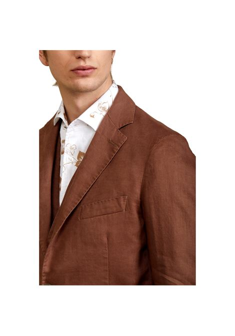 GIACCA MONOPETTO IN LINO OUTFIT | Blazer | OF1S2S1G002027