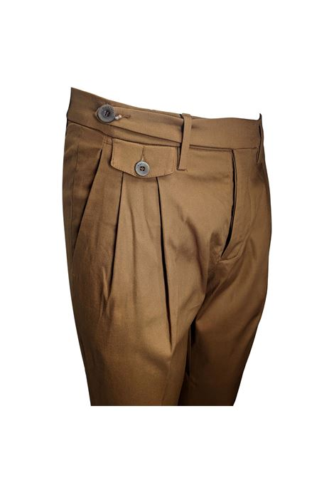DOUBLE PINCE CHINO TROUSERS OUTFIT |  | OF1S2S1P032027