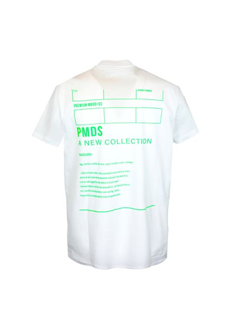 t-shirt hinto pmds PMDS | T-shirt | S21602TS01