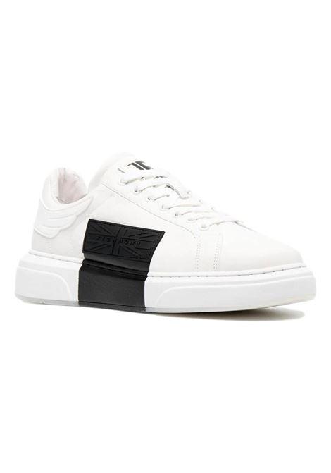 John Richmondside-stripe sneakers RICHMOND JOHN |  | 10105 CPA