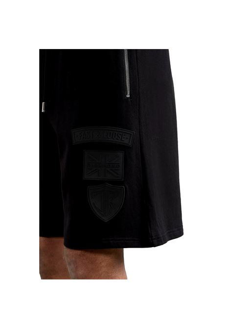 shorts ramoso RICHMOND JOHN |  | RMP21031BEHBBLACK