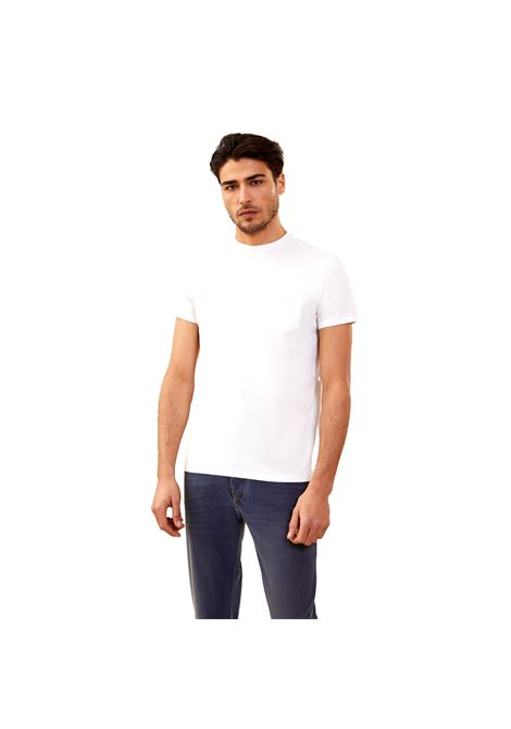 T-Shirt shirty revo RRD WHITE
