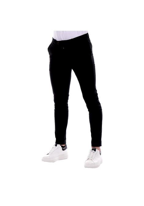 Rrd Black Men's Trousers 21200 RRD |  | 2120010