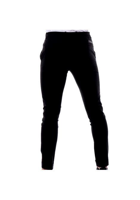 Pantalone Rrd Nero Da Uomo 21200 RRD | Pantaloni | 2120010