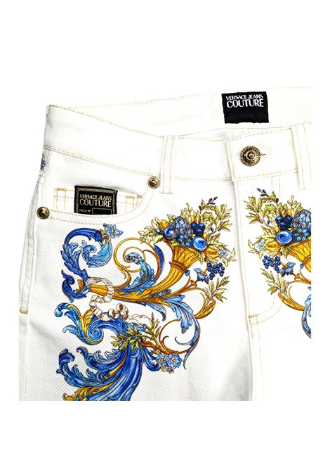baroque print denim VERSACE JEANS COUTURE |  | A1HWA0SP SS154E70