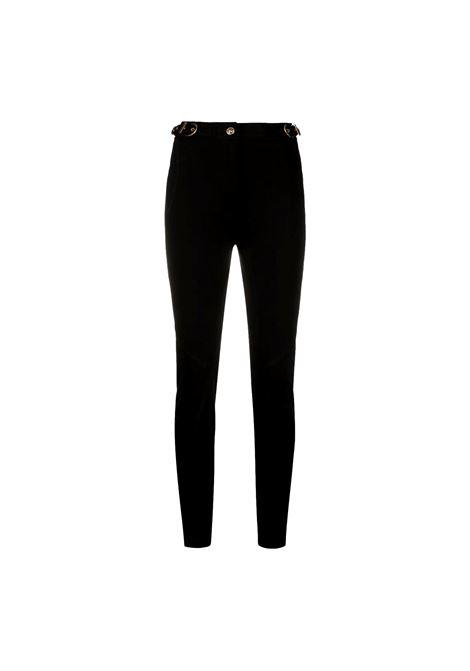 Pantaloni dal taglio slim con fibbia VERSACE JEANS COUTURE | Pantaloni | A1HWA109 11708899