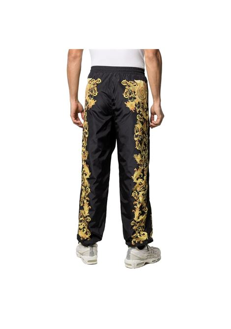 Barocco print track trousers VERSACE JEANS COUTURE | Pantaloni | A2GWA1B2 25188899
