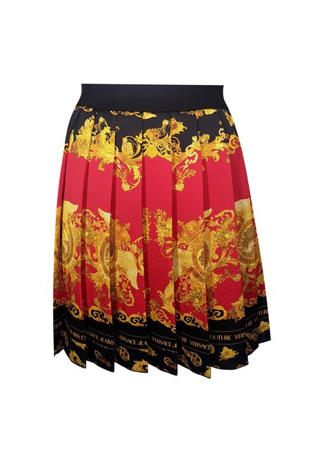 Barocco-print pleated short skirt VERSACE JEANS COUTURE |  | A9HWA319 S0227N84