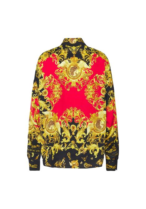 shirt with gold baroque rococo print VERSACE JEANS COUTURE |  | B0HWA601 S0229N84
