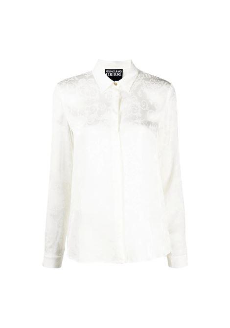 Logo Baroque-pattern shirt VERSACE JEANS COUTURE |  | B0HWA628 09475005