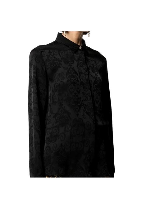 Logo Baroque-pattern shirt VERSACE JEANS COUTURE | Camicia | B0HWA628 09475899