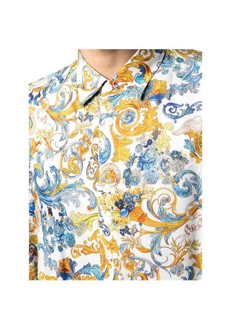 Baroque logo-print shirt VERSACE JEANS COUTURE |  | B1GWA6R1 S0879003