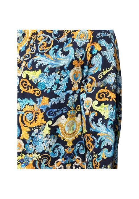 Baroque logo-print shirt VERSACE JEANS COUTURE |  | B1GWA6R1 S0879200